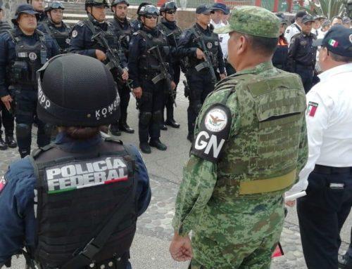 Estado actual de la Guardia Nacional y sus coordinadores regionales